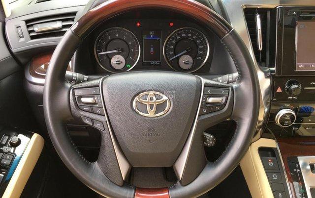 Cần bán xe Toyota Alphard Limited, màu đen, đã qua sử dụng như mới giá tốt LH: 0982.84.283814