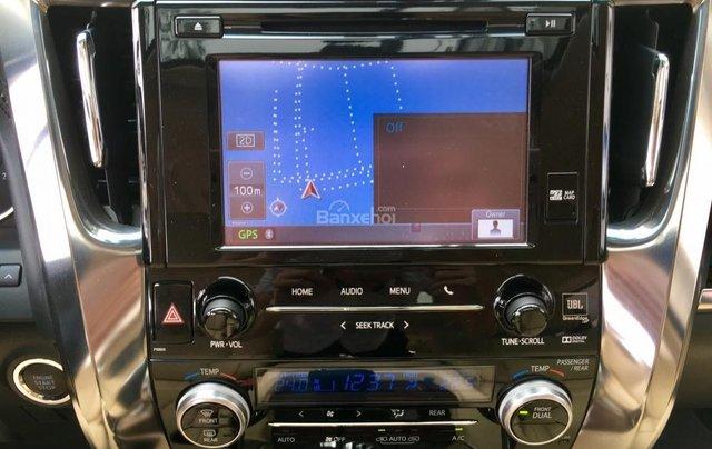 Cần bán xe Toyota Alphard Limited, màu đen, đã qua sử dụng như mới giá tốt LH: 0982.84.283816