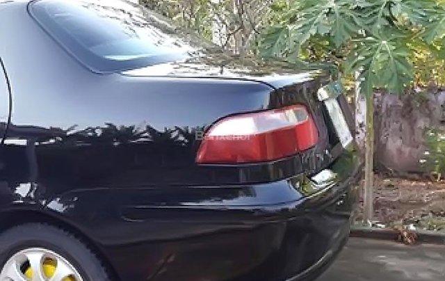 Bán Fiat Albea HLX sản xuất 2004, màu đen
