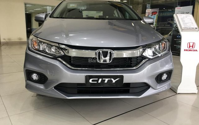 Honda ô tô Mỹ Đình bán xe City 1.5CVT, TOP mới 2019, giá tốt khuyến mãi nhiều, giao ngay, liên hệ 09693344910
