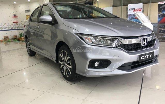 Honda ô tô Mỹ Đình bán xe City 1.5CVT, TOP mới 2020, giá tốt khuyến mãi nhiều, giao ngay1