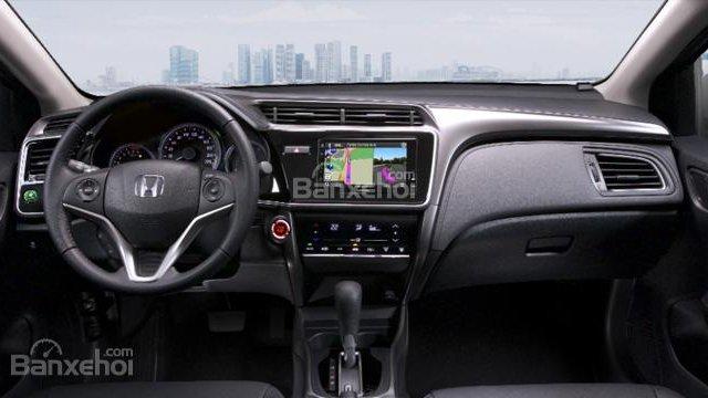 Honda ô tô Mỹ Đình bán xe City 1.5CVT, TOP mới 2020, giá tốt khuyến mãi nhiều, giao ngay3