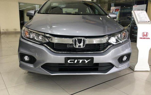 Honda ô tô Mỹ Đình bán xe City 1.5CVT, TOP mới 2019, giá tốt khuyến mãi nhiều, giao ngay, liên hệ 09693344915