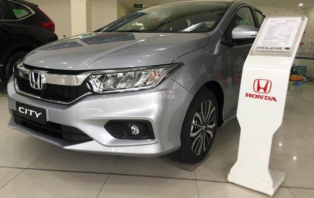 Honda ô tô Mỹ Đình bán xe City 1.5CVT, TOP mới 2019, giá tốt khuyến mãi nhiều, giao ngay, liên hệ 09693344917