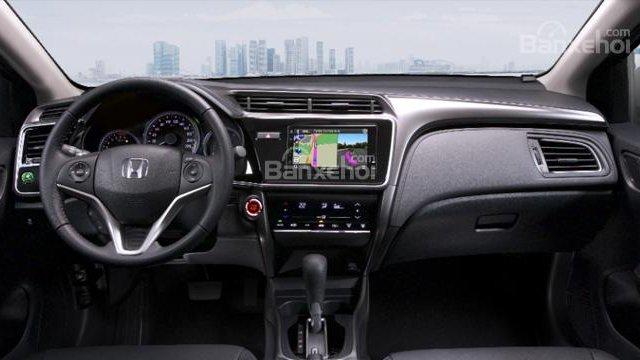 Honda ô tô Mỹ Đình bán xe City 1.5CVT, TOP mới 2020, giá tốt khuyến mãi nhiều, giao ngay11