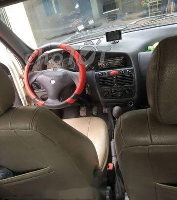 Cần bán lại xe Fiat Siena 2002, màu trắng xe gia đình, giá tốt3