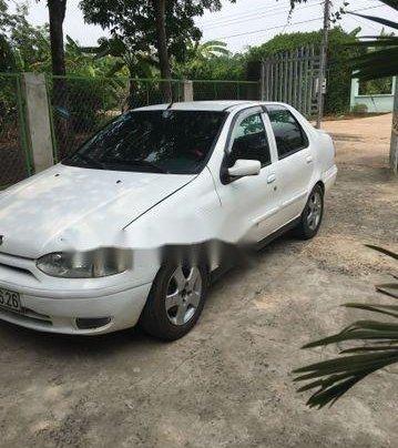 Cần bán lại xe Fiat Siena 2002, màu trắng xe gia đình, giá tốt1