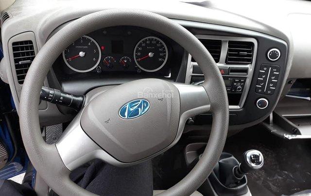 Cần bán xe Hyundai Porter 1.5 tấn năm 2018, màu xanh lam, xe nhập3