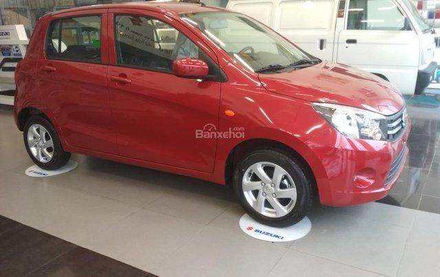 Bán xe Suzuki Celerio, màu đỏ, nhập khẩu, giá tốt và nhiều khuyến mại hấp dẫn, liên hệ 09363422861