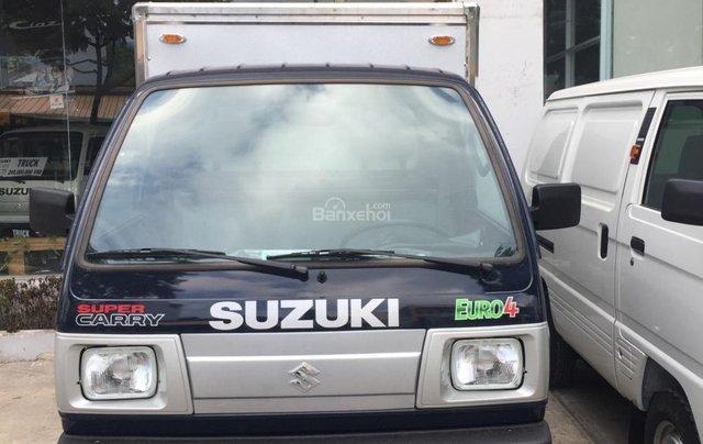 Tháng 6 Suzuki Carry Truck + tặng ngay 100% thuế trước bạ - Liên hệ 09066129004