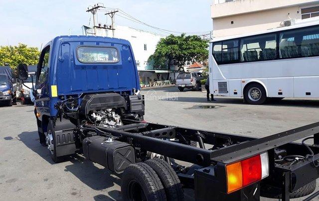 Bán xe Hyundai New Mighty N250 vào TP 2018, màu xanh lam, nhập khẩu1