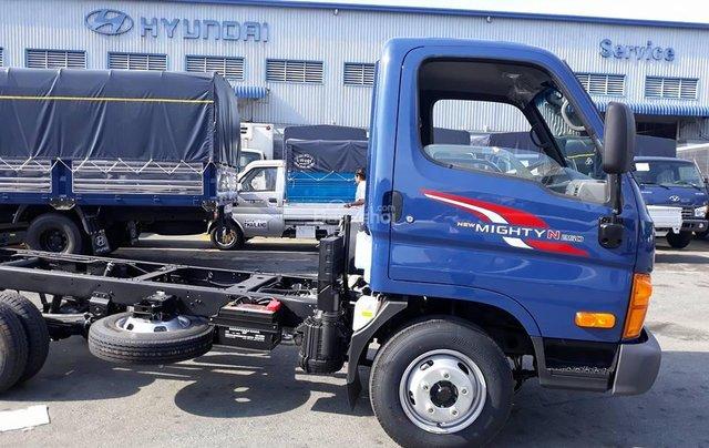 Bán xe Hyundai New Mighty N250 vào TP 2018, màu xanh lam, nhập khẩu3