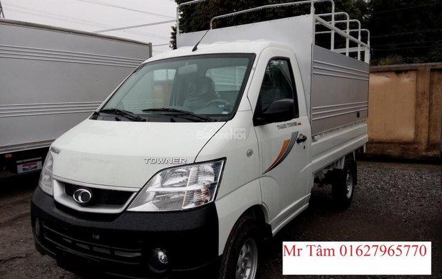 Cần bán xe tải nhỏ Thaco Towner 2019, máy xăng, số sàn, màu trắng - Giao nhanh toàn quốc2