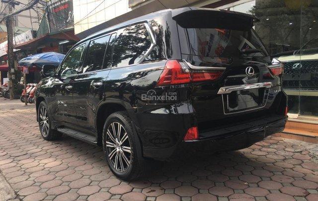 Bán ô tô Lexus LX 570 sản xuất năm 2018, màu đen, nhập khẩu Mỹ nguyên chiếc3
