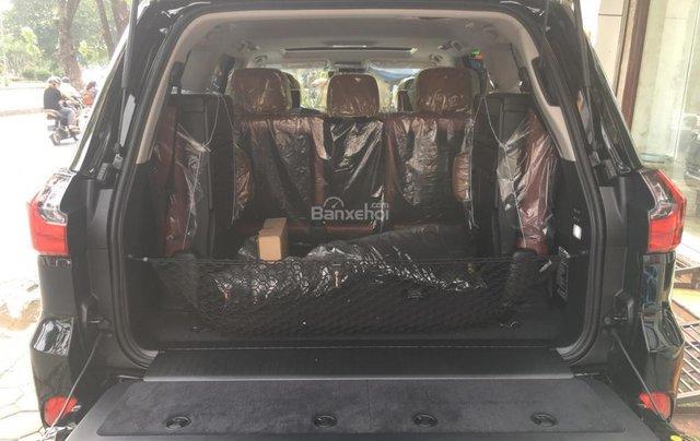 Bán ô tô Lexus LX 570 sản xuất năm 2018, màu đen, nhập khẩu Mỹ nguyên chiếc4