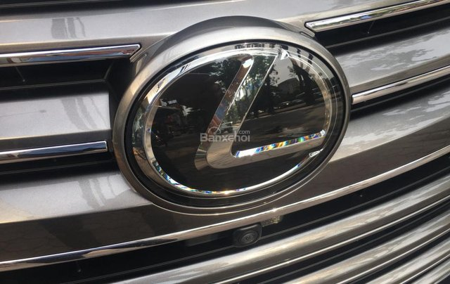 Bán ô tô Lexus LX 570 sản xuất năm 2018, màu đen, nhập khẩu Mỹ nguyên chiếc6
