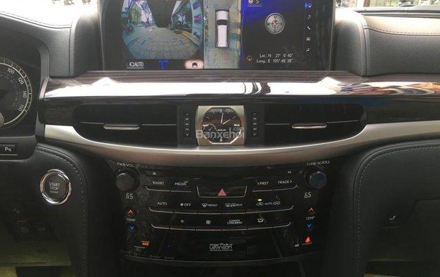 Bán ô tô Lexus LX 570 sản xuất năm 2018, màu đen, nhập khẩu Mỹ nguyên chiếc14