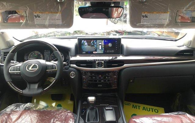 Bán ô tô Lexus LX 570 sản xuất năm 2018, màu đen, nhập khẩu Mỹ nguyên chiếc13