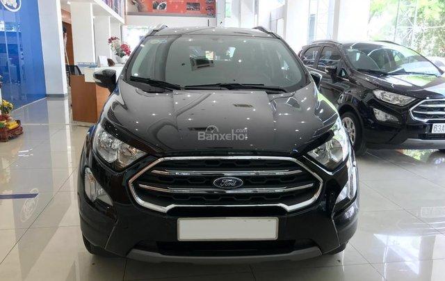 Bán Ford Ecosport giá tốt nhất tặng phụ kiện, bảo hiểm vật chất, hỗ trợ trả góp lãi suất thấp. Lh 09347991190