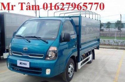 Bán xe tải K250 tải trọng 2 tấn 4, động cơ Hyundai D4CB, phun dầu điện tử, sẵn sàng giao xe ngay2