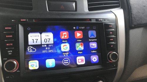 Cần bán Nissan Navara 2.5 AT đời 2016, màu nâu, nhập khẩu, xe không 1 lỗi nhỏ8