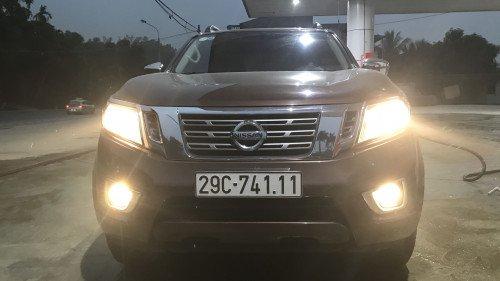 Cần bán Nissan Navara 2.5 AT đời 2016, màu nâu, nhập khẩu, xe không 1 lỗi nhỏ0