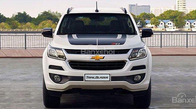 Chevrolet Trailblazer 7 chỗ nhập Thái, giá 885tr ưu đãi khủng 09788583400