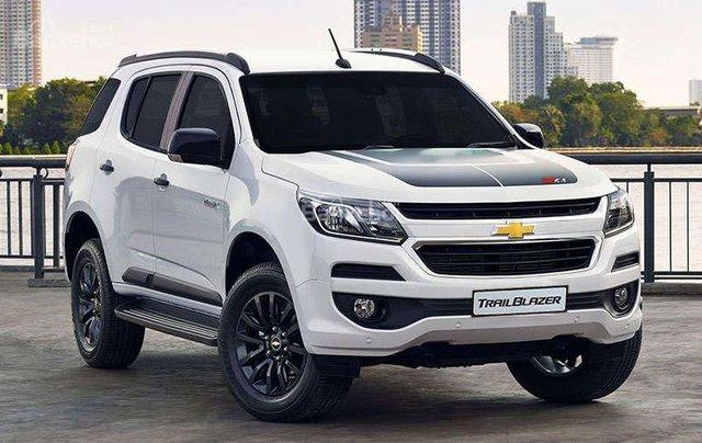 Chevrolet Trailblazer 7 chỗ nhập Thái, giá 885tr ưu đãi khủng 09788583401