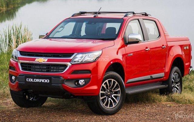 Chevrolet Colorado mua trả góp chỉ từ 176 triệu, hỗ trợ vay 85%, lãi suất ưu đãi, 09788583400
