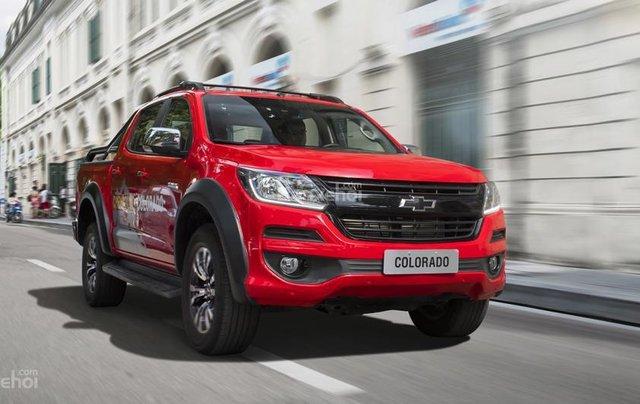 Chevrolet Colorado mua trả góp chỉ từ 176 triệu, hỗ trợ vay 85%, lãi suất ưu đãi, 09788583402