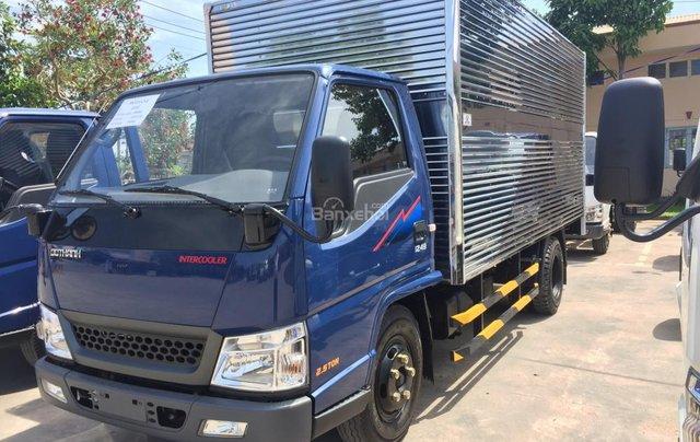 Bán xe tải Isuzu 2,5T - 3,5T 2019, nhập khẩu, giá siêu rẻ, chỉ trả trước 30%1