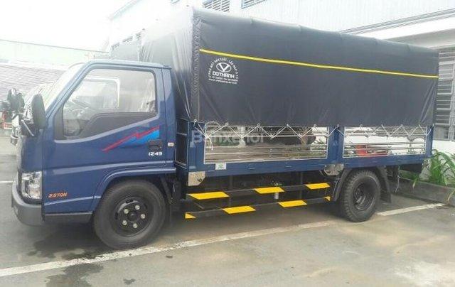Bán xe tải Isuzu 2,5T - 3,5T 2019, nhập khẩu, giá siêu rẻ, chỉ trả trước 30%4