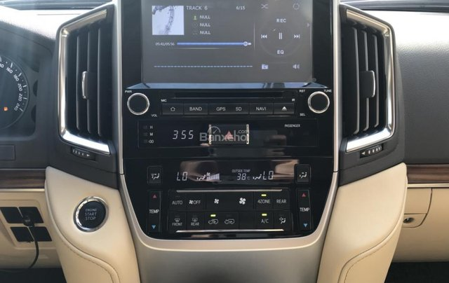 Bán ô tô Toyota Land Cruiser V8 4.6 đời 2016, màu đen, nhập khẩu nguyên chiếc13