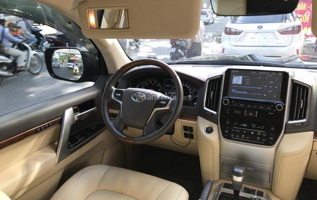 Bán ô tô Toyota Land Cruiser V8 4.6 đời 2016, màu đen, nhập khẩu nguyên chiếc11