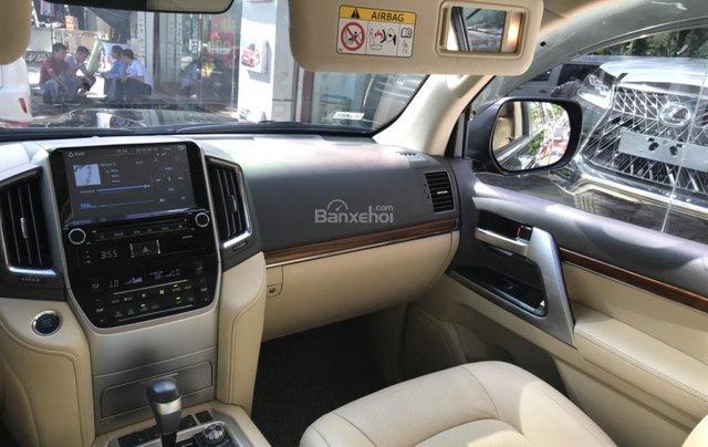 Bán ô tô Toyota Land Cruiser V8 4.6 đời 2016, màu đen, nhập khẩu nguyên chiếc12