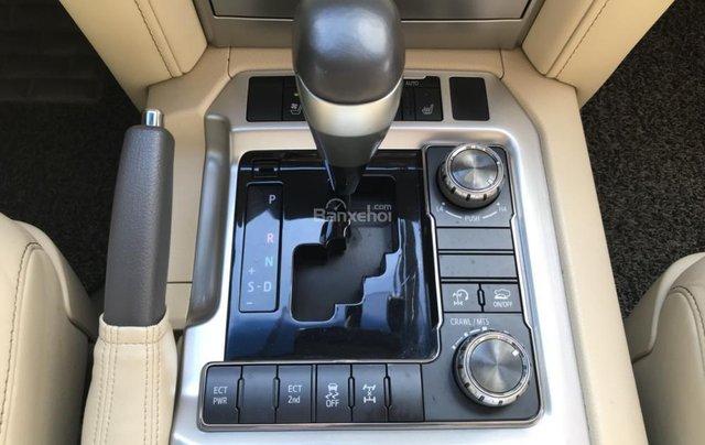 Bán ô tô Toyota Land Cruiser V8 4.6 đời 2016, màu đen, nhập khẩu nguyên chiếc14