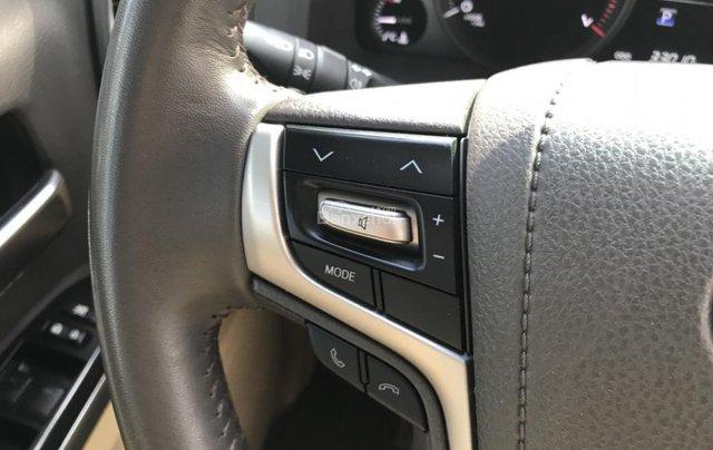 Bán ô tô Toyota Land Cruiser V8 4.6 đời 2016, màu đen, nhập khẩu nguyên chiếc18