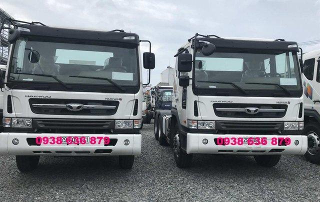 Đầu kéo Daewoo nhập khẩu nguyên chiếc - giá tốt nhất - xe giao ngay3