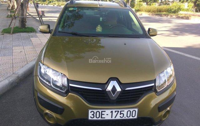 Xe Pháp Renault Sandero 2015, nhập khẩu nguyên chiếc0