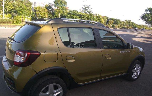 Xe Pháp Renault Sandero 2015, nhập khẩu nguyên chiếc1