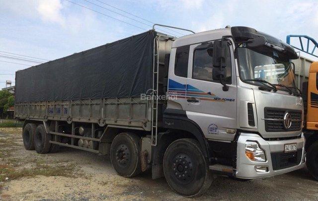 Phú Thọ bán xe tải Dongfeng Trường Giang 4 chân đời 2015 tải 17.9 tấn0