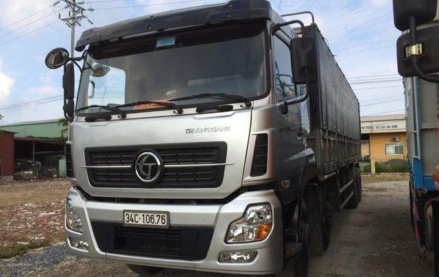 Phú Thọ bán xe tải Dongfeng Trường Giang 4 chân đời 2015 tải 17.9 tấn1