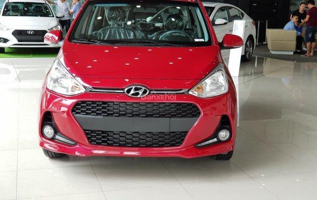 Hyundai Hà Đông Hà Nội mua xe Hyundai Grand i10-trọn gói chỉ với 100tr TG mỗi tháng trả 5,858k, LH 098147677712