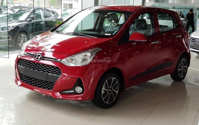 Hyundai Hà Đông Hà Nội mua xe Hyundai Grand i10-trọn gói chỉ với 100tr TG mỗi tháng trả 5,858k, LH 098147677713