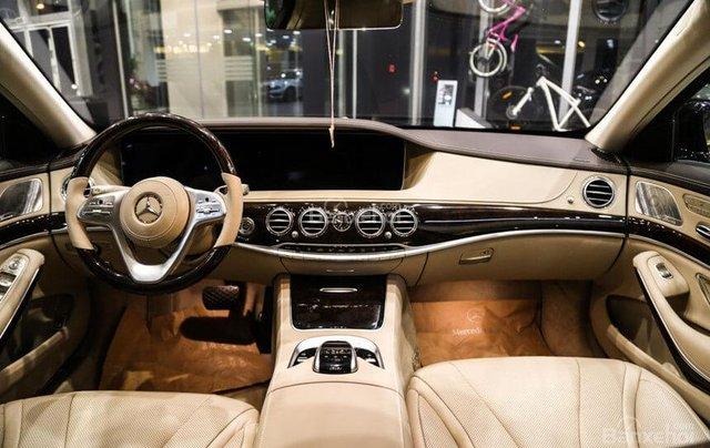 Bán Mercedes S450 2019 chính hãng, nhiều màu sắc - Mercedes Phú Mỹ Hưng5