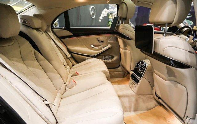 Bán Mercedes S450 2019 chính hãng, nhiều màu sắc - Mercedes Phú Mỹ Hưng6