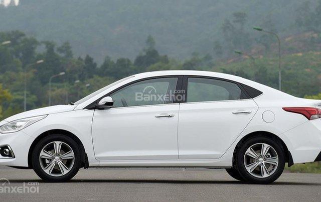 Bán Hyundai Accent 1.4 AT sản xuất 2019, sẵn xe giao ngay KM 15 triệu - Liên hệ: 09199299231