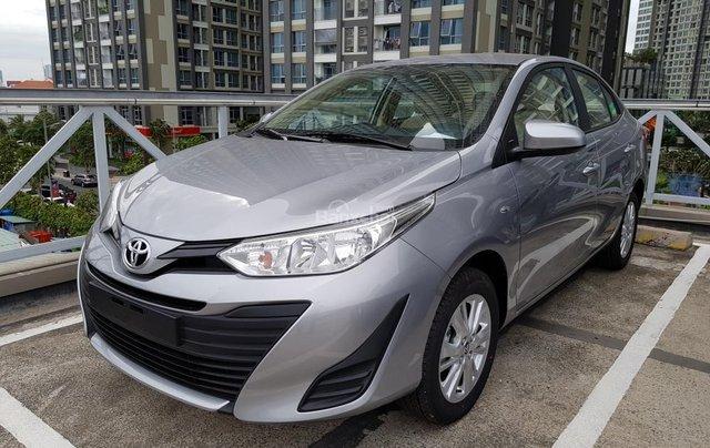 """""""Hot"""" Toyota Vios 1.5E số sàn - giá 470 triệu và quà tặng theo xe - Đưa trước 140 Triệu - Liên hệ 09027500511"""