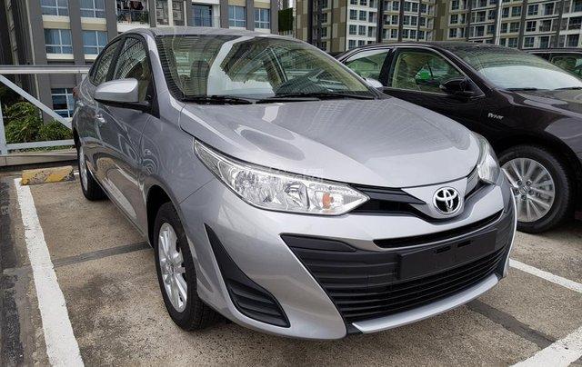 """""""Hot"""" Toyota Vios 1.5E số sàn - giá 470 triệu và quà tặng theo xe - Đưa trước 140 Triệu - Liên hệ 09027500512"""