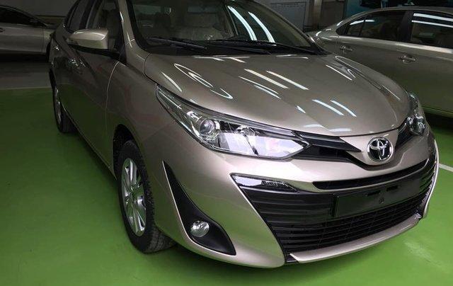 ** Hot ** Toyota Mỹ Đình - Vios 2019 khuyến mại tiền mặt trực tiếp, LH 0933331816 ép giá, trả góp 0% 6 tháng đầu4
